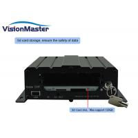 Buy cheap DC8~36V 4 Channel Mobile Dvr , 2TB HDD 4G WIFI Mobile Dvr Recorder For Taxi Bus from wholesalers