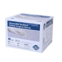 Buy cheap Flexible Disposable Hand Gloves , Lightweight Neoprene Surgical Gloves from wholesalers