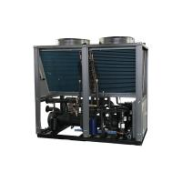 Buy cheap R22 Refrigerant Module design air cooled scroll chiller heat pump with scroll compressor from wholesalers