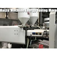 Buy cheap HJF240 Ton Small Plastic Mixed Two Color Injection Molding Machine For Plastic Comb from wholesalers
