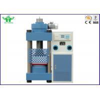 Buy cheap 2000KN~5000KN Digital Concrete Compression Testing Machine / Concrete Pressure from wholesalers