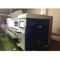 Buy cheap Industrial Digital Cotton Printing Machine Belt Transmission 3.2m Kyocera Head from wholesalers