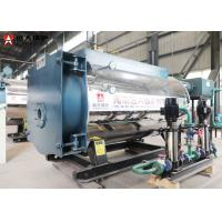 Buy cheap Lpg Cng Fired Commercial Gas Boiler  6 Ton 8 Ton For Paper Processing Industry from wholesalers