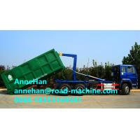 Buy cheap SINOTRUK 30T Hork Arm Garbage Truck Collection Trash Compactor Truck Euro2 336hp 10 Tires from wholesalers