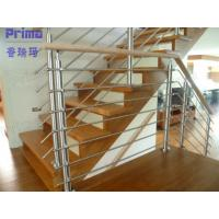 Buy cheap 2015 New Fashion Balcony Design Rod Stainless Steel Balustrade from wholesalers