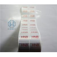 Buy cheap Anti Proof Stop VOID Tamper Evident Security Labels Hot Stamping Stickers from wholesalers