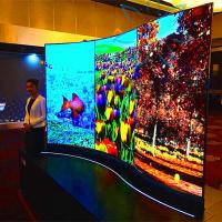 Buy cheap Various Size Digital Advertising Screens Floor Stand Type With OLED Android System from wholesalers