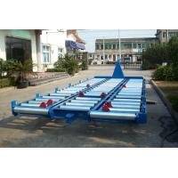 Wholesale Standard Channel Steel Airport Pallet Dolly 6692 x 2726 mm CE Approved from china suppliers