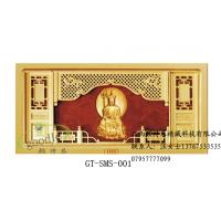 Wholesale Religious Double niche columbarium in temple for memory from china suppliers