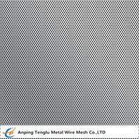 Buy cheap Stainless Steel 316 Perforated Metal |Round Hole Staggered Type with 1mm Thickness from wholesalers