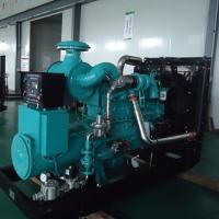 Buy cheap Electricity LNG CNG 250kw natural gas generator genset power Synchronous grid water cooling from wholesalers