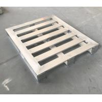 Buy cheap Logistic Stainless Steel Pallet Corrosion Protection Long Life Span from wholesalers