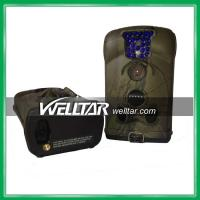 Buy cheap outdoor covert hunting trail camera with black flash from wholesalers