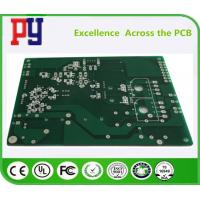 Buy cheap Green Solder Mask Rigid Flex PCB Fr4 Rogers Circuit Board 6 Layers UL ROHS Approval from wholesalers