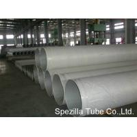 Buy cheap UNS S31009 Stainless Steel Round Pipe,metric stainless steel tubing ANSI B36.19 TP 310H ERW from wholesalers