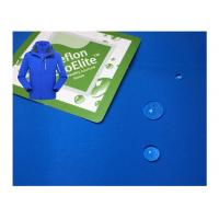Buy cheap 100% Polyester Water Repellent Outdoor Fabric Pongee Oil And Stain Resistant from wholesalers