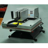 Buy cheap 38*38CM Shaking  Large Format Heat Press Printing Machine Pneumatic Double Staion from wholesalers