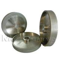 Buy cheap Electroplated diamond & CBN grinding wheel from wholesalers