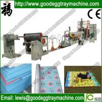 Buy cheap EPE foam stretch film processing machine(FCFPM-170) from wholesalers