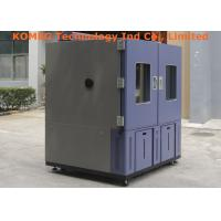 Buy cheap Rigid Polyurethane Foam Insulation Climatic Test Chamber With Double Open Door from wholesalers