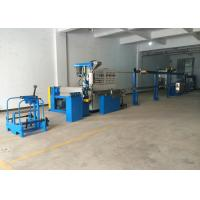 Wholesale Easy Operation Plastic Wire Making Machine , Wire Extruder Machine 380V 50 60Hz from china suppliers