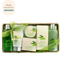 Buy cheap OEM Relaxing Body Care Bath Gift Set , Luxury Bath Products Gift Sets from wholesalers