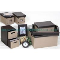 Wholesale Leather Storage Box,leather boxes from china suppliers