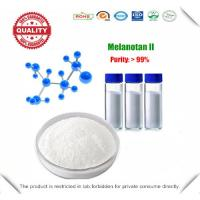 Buy cheap Pure MT-II Melanotan II Acetate Skin Tanning GMP Standard Free Shipping from wholesalers