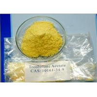 Buy cheap Raw Steroid Trenbolone Series Powder Trenbolone Acetate Tren acetate For Bodybuilding from wholesalers