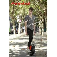 Wholesale Maximum laoding120kg Portable Single Wheel Segway Self-balancing , One wheel Electric unicycle from china suppliers