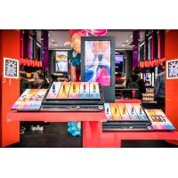 Buy cheap High Performance Interactive Showcase For Shoes / Bags Store 500 Cd/M2 Display from wholesalers