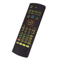 Wholesale Universal Ir Air Mouse Keyboard Remote Simple Installation For TV from china suppliers