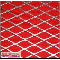 Buy cheap flattened expanded wire mesh from wholesalers