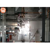 Buy cheap Automatic Animal Feed Production Line , Chicken Feed Making Machine 3MM 4MM Diameter from wholesalers