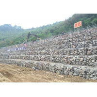 Buy cheap 2.7mm Plastic Coated 80x100mm Gabion Wall Mesh from wholesalers