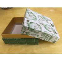 Buy cheap Paper gift box sets, box in box  ,Top and lid box,spot UV boxes,watch box,jewel box; jewel case from wholesalers