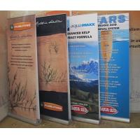 Buy cheap roll up banner stands from wholesalers
