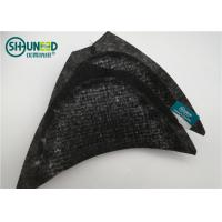 Buy cheap Canvas Cotton Webbing Sewing Shoulder Pads Custom Size Fashion Design from wholesalers
