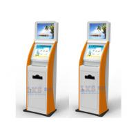 Digital Picture Printing Kiosk Windows7 WIFI Internet Dual Screen Information Manufactures