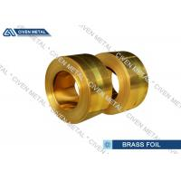 CuZn30 - H70 - C26000 Wide Brass Foil sheet  With Different Temper Manufactures