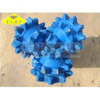 Buy cheap API-7-1 12 Mill Tooth Three Cone Bit , Oil And Gas Drill Bits 1/4 FSG127G from wholesalers