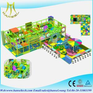 Hansel National Standard Kids Steel kids indoor playground equipment Manufactures