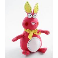 China Funny rabbit plush toy on sale