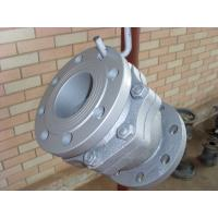 Buy cheap 2 Inch Stainless Steel Ball Valve ISO 17292 or SR EN 1983 PN 16 Floating Ball And Full Bore from wholesalers