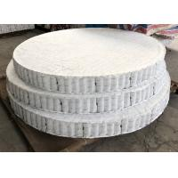 Buy cheap Round Mattress Spring Unit For Theme Hotels / Bonnell Pocket Continue Spirngs product