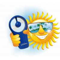 Buy cheap high quality powerful summer mini air cooler fan from wholesalers