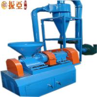 China Horizontal Rubber Powder Grinding Pulverizer Machine Water Cooling Device on sale
