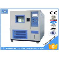 Automatic Cycling Water Supply Temperature Humidity Test Chamber Korean TEMI880 Manufactures