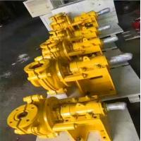 Buy cheap high chrome/rubber lined Heavy duty slurry pump single stage suction centrifugal pump from wholesalers