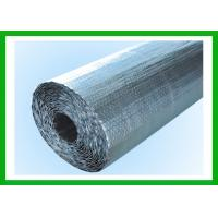 Buy cheap 4mm MPET Double Bubble Foil Insulation For Floor / Roof Heat Barrier from wholesalers
